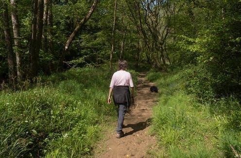 آیا یک دکتر باید پیاده روی در پارک را تجویز کند؟